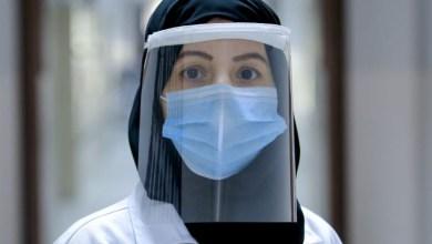 صورة التقنية العليا تصنع أكثر من 6500 درع طبي