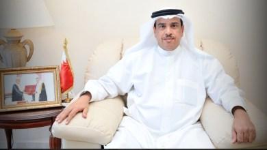 صورة السفير البحريني: نعمل على إنشاء شركة عمانية – بحرينية مشتركة