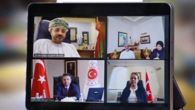 Photo of السيد بدر يعقد اجتماعًا مع مسؤول تركي