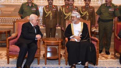 Photo of جلالة السلطان يتبادل تهاني العيد مع الرئيس الفلسطيني