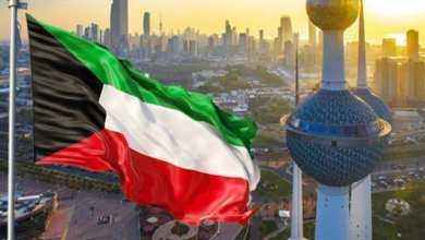"""صورة الطريق الدائري السابع في الكويت باسم """"قابوس بن سعيد"""""""