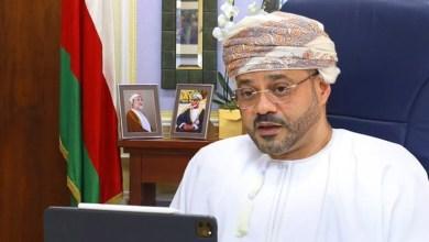 Photo of السيد بدر بن حمد يعقد اجتماعًا مع وزير خارجية نذرلاندز