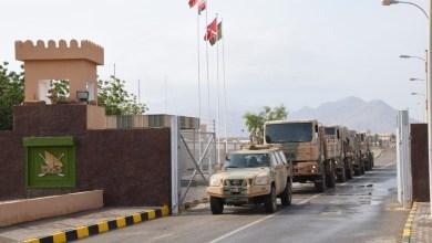 صورة قوات السلطان المسلحة: جاهزون للتعامل مع الحالة المدارية