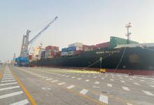 Photo of بالصور: ميناء الدقم يستقبل رابع أكبر مشغل للحاويات في العالم
