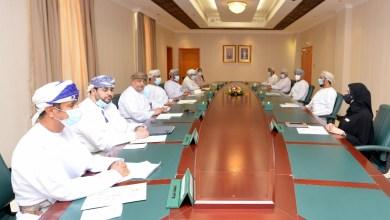 Photo of لقاء بين المدعي العام ورئيس وأعضاء جمعية المحامين