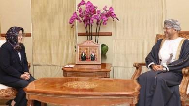 صورة وزير الخارجية يتسلم أوراق اعتماد سفيرة الفلبين