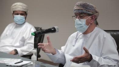 صورة وزير الصحة يزور ظفار ويؤكد: مؤسساتنا الصحية صامدة ومتماسكة