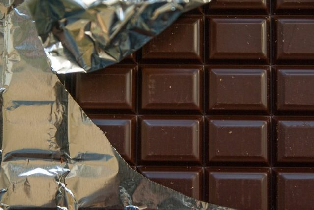 Tablet Cocoa Dark Chocolate Chocolate