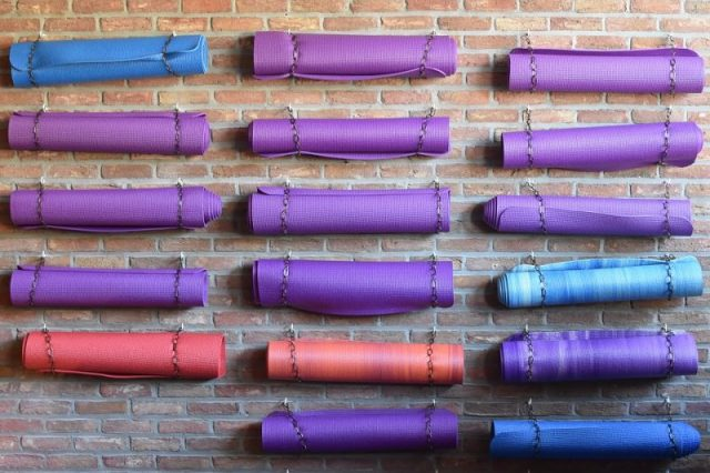 Colors Wall Mat Yoga Mat Yoga Relaxation Mats