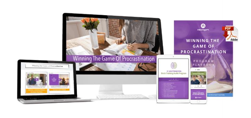 Winning the Game of Procrastination