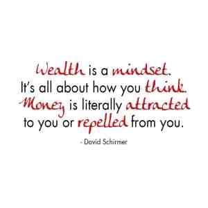wealthy mindset
