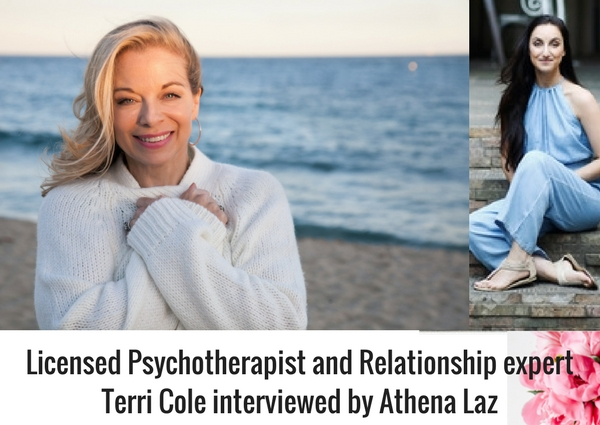 Terri Cole on how to create real love in intimate love relationships