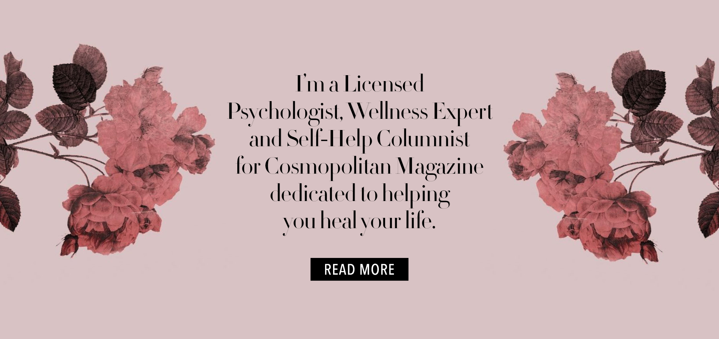 Athena Laz is a qualified psychologist, wellness expert and self-help columnist for Cosmopolitan Magazine
