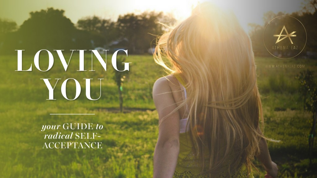 Loving You is a self-paced online program by athena laz
