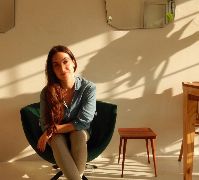 Athena Laz is a writer, psychologist and spiritual coach