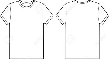 11083371-back-and-front-side-of-a-blank-t-shirt-vector-illustration-Stock-Illustration