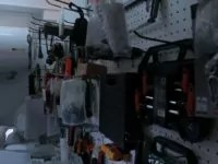 tool area for service