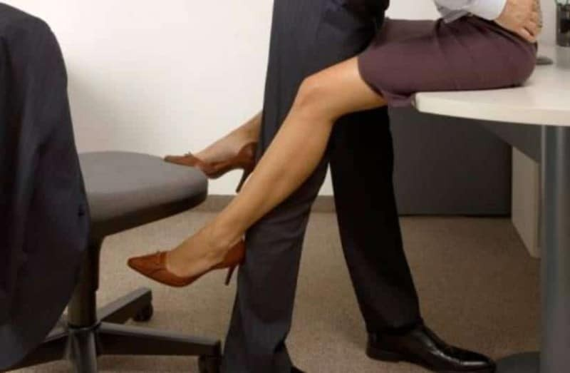 Σεξ γραφείο δουλειά