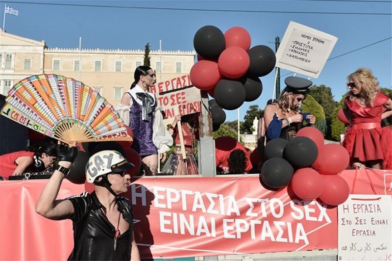 Athens Pride 2019: Φουρέιρα, πολιτικοί και 100.000 κόσμος!