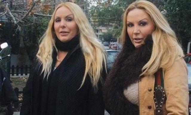 Θυμάστε τις σέξι αδερφές Κανονίδου των 90ς; Δείτε πως είναι σήμερα!