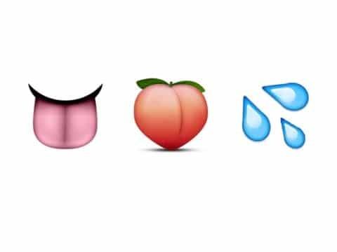 ροδάκινο emoji