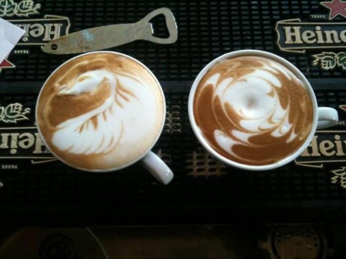 la luz κορωπι για καφε