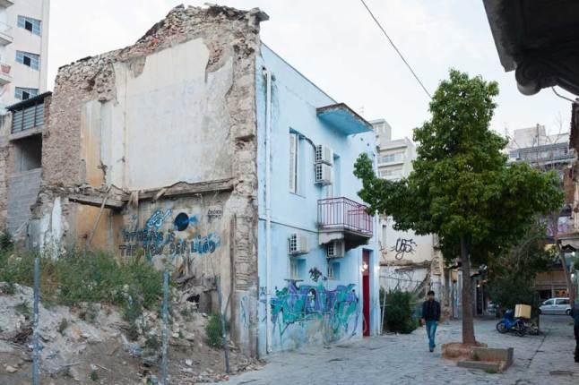 Αθήνα - το νέο Βερολίνο © Θανάσης Καρατζάς