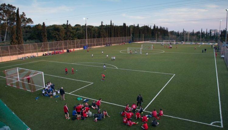 Γήπεδο Ακαδημιών Ποδοσφαίρου