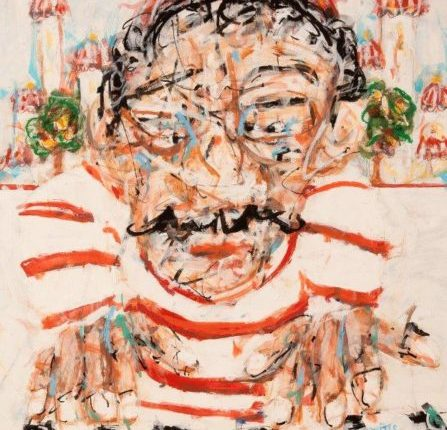 έκθεση ζωγραφικής του Θωμά Τουρναβίτη