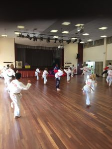 Atherstone & Castle Bromwich Tae Kwon-do Club.