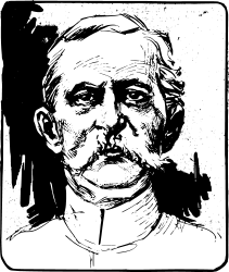 Man with Nice Mustache