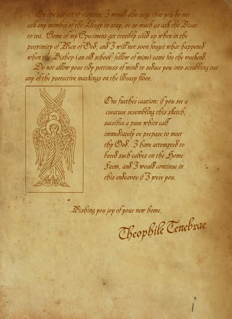 Testament page 3