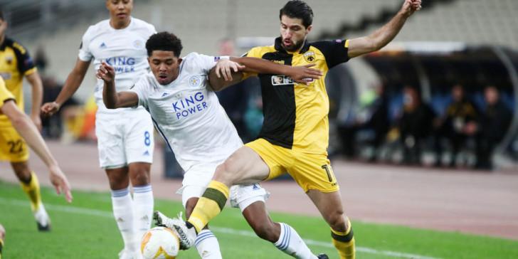 El programa del juego Leicester - AEK ATENAS 9,84
