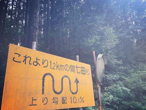 激坂+ロングライドにチャレンジ110km 箱根旧道&芦ノ湖