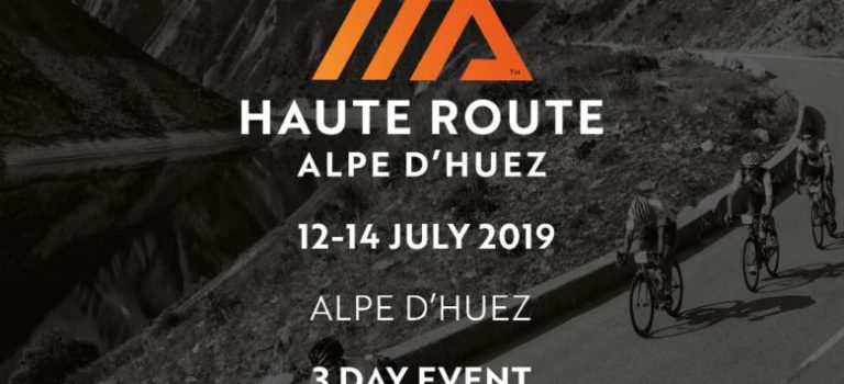 A taste of the best cycling in France − Haute Route Alpe d'Huez 2019