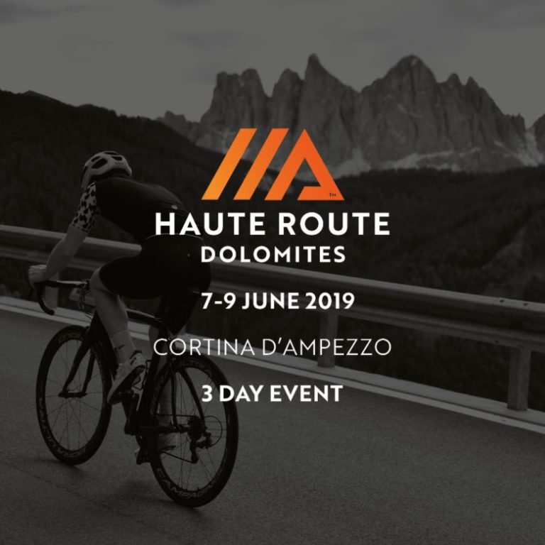 Haute Route Dolomites 2019 top