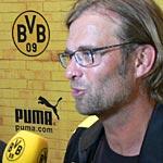 Dortmunds Trainer Jürgen Klopp. (Foto: Athletic Brandao)