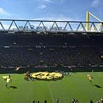 Dortmund freut sich auf das Spiel gegen Hertha BSC. (Foto: athletic-brandao.de)