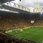 Das Westfalenstadion zum Auftakt der 53. Bundesliga-Saison. (Foto: athletic-brandao)