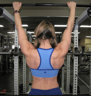 Great curves can be achieved with pull-ups