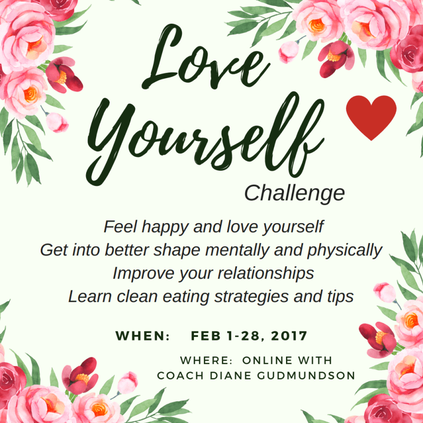 Be sure to join the upcoming challenge! Change your life forever!