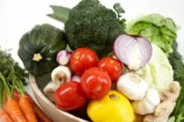 To get the necessary vitamins, minerals and antioxidants that help with healing energy, whole foods need to be your focus in a rainbow of different colors.