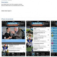 Το athleticradio.gr στο iphone σας!