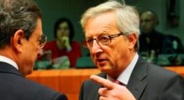 Το πολιτικό κλίμα εμποδίζει την έκδοση ευρωομολόγων, λέει ο Γιούνκερ