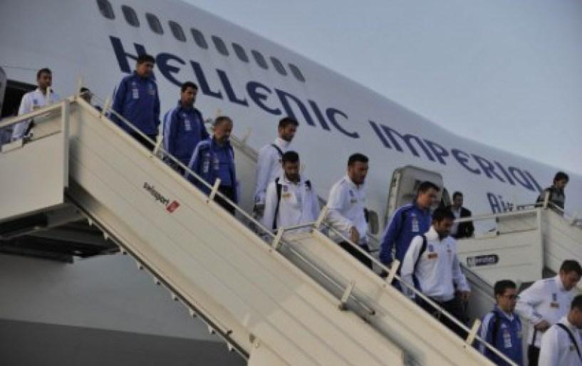 «Πετάει» για Βοσνία αποφασισμένη για την νίκη – πρόκριση