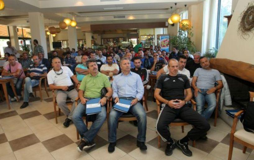 Συλλυπητήρια από τον Σύλλογο Προπονητών Ποδοσφαίρου στον Κοκόλη