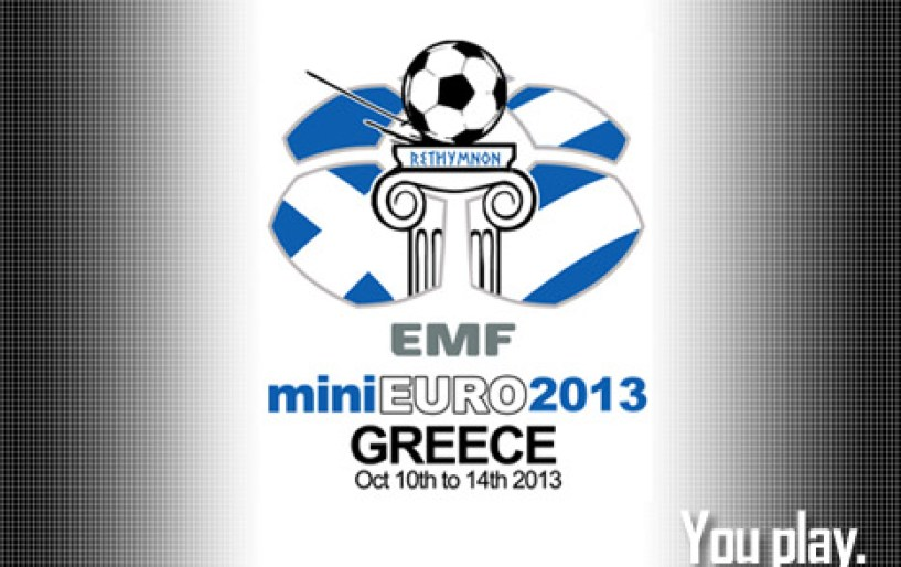ΜiniEURO 2013… Welcome to Greece!