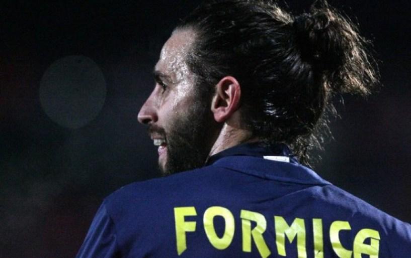 Ευχή όλων να μην ήταν το τελευταίο ματς στην καριέρα του Φορμίκα κόντρα στον ΟΦΗ