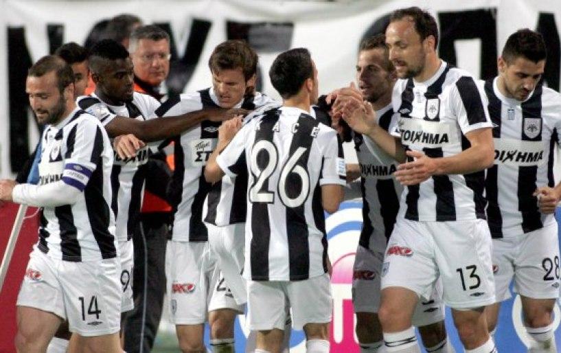 ΠΑΟΚ-Αστέρας Τρίπολης 2-1