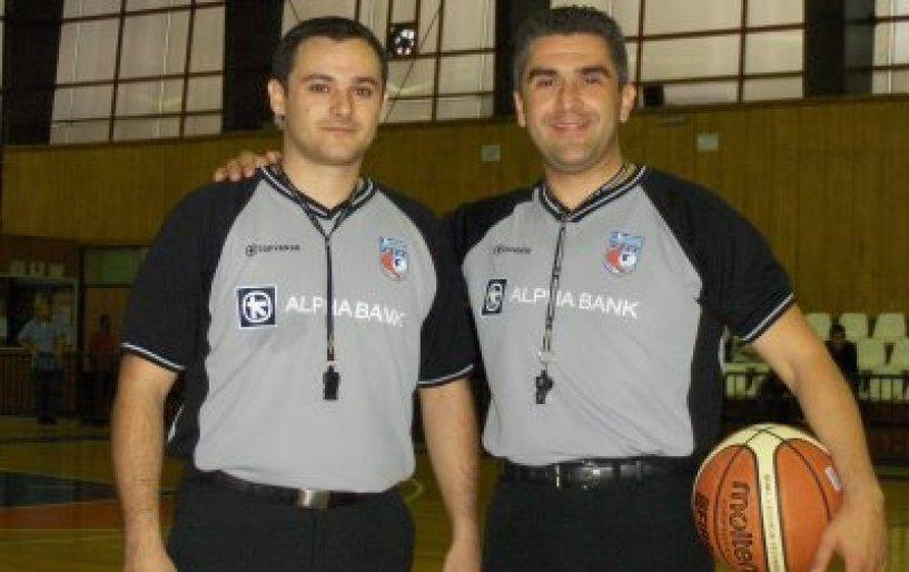 Αποχωρεί από την ενεργό διαιτησία του μπάσκετ ο Γιώργος Επιτροπάκης